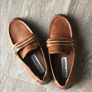 Steve Madden Boys Loafers